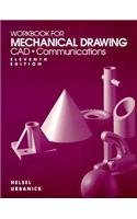 9780070223387: Workbook for Mechanical Drawing: CAD Communications (Student Work Book)