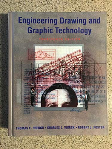 9780070223479: Engineering Drawing and Graphic Technology