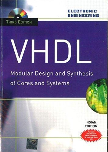 9780070223516: VHDL; MODULAR DESIGN