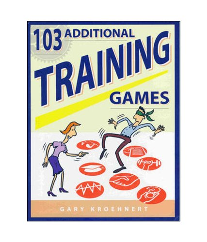 9780070223578: 103 Additional Training Games