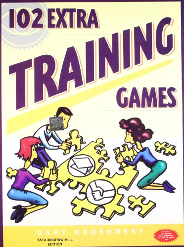 9780070223639: 102 Extra Training Games