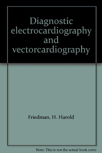 9780070224186: Diagnostic Electrocardiography and Vectorcardiography