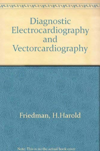 9780070224247: Diagnostic electrocardiography and vectorcardiography