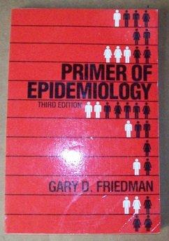 9780070224360: Primer of Epidemiology