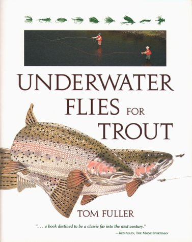 9780070226340: Underwater Flies for Trout