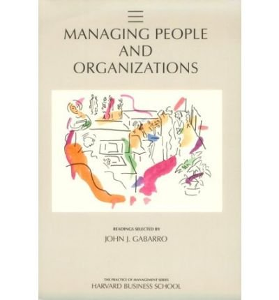 9780070226685: Managing People And Organizations