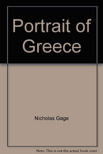 9780070226838: Portrait of Greece