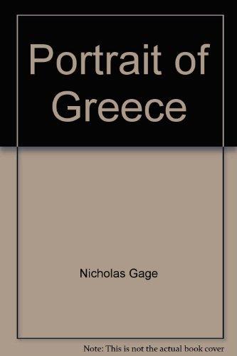 9780070226838: Portrait of Greece