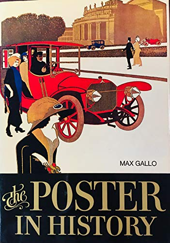 9780070227354: The Poster in History: With an Essay on the Development of Poster Art