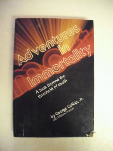 9780070227545: Adventures in Immortality
