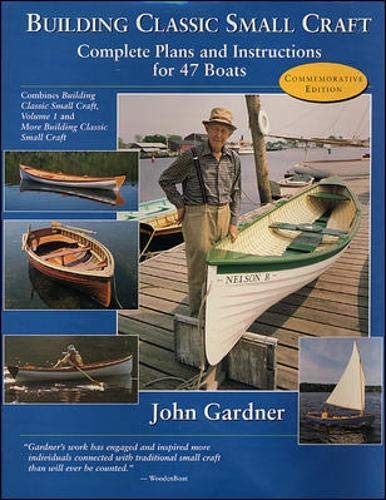 9780070228641: Building Classic Small Craft: Complete Plans and Instructions for 47 Boats