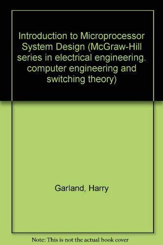 9780070228702: Introduction to Microprocessor System Design (Real Estate Series)