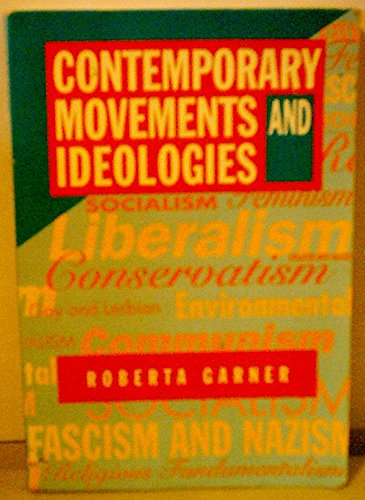 9780070229006: Contemporary Movements and Ideologies