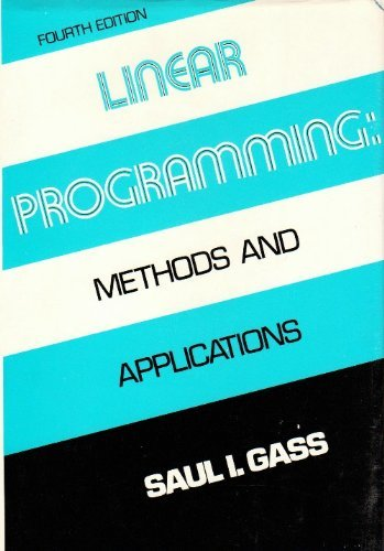 9780070229686: Linear Programming