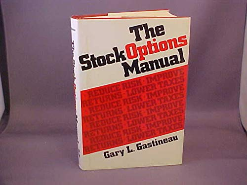 9780070229693: The stock options manual