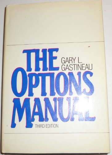 9780070229815: The Options Manual