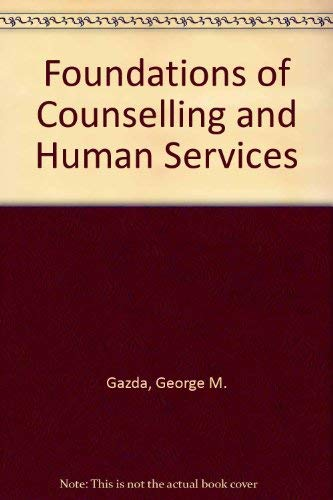 9780070229921: Foundations of Counseling and Human Services