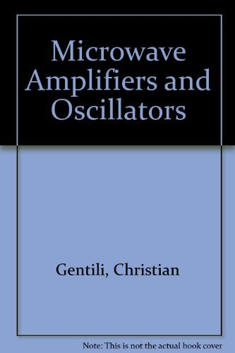 9780070229952: Microwave Amplifiers and Oscillators