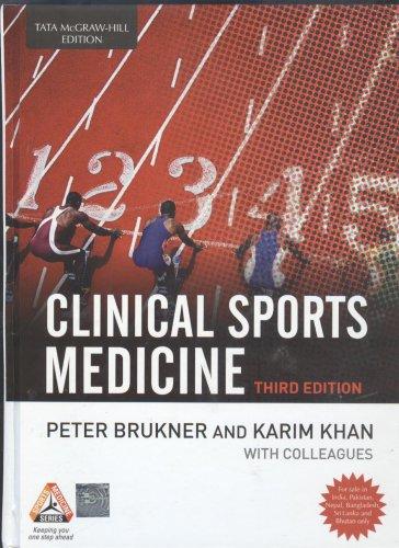 9780070230095: Clinical Sports Medicine