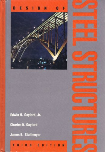 9780070230545: Design of Steel Structures