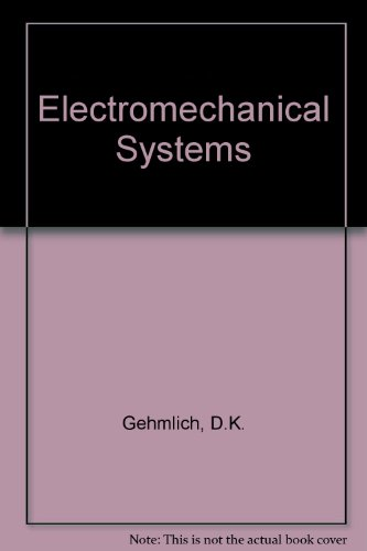 9780070231177: Electromechanical Systems