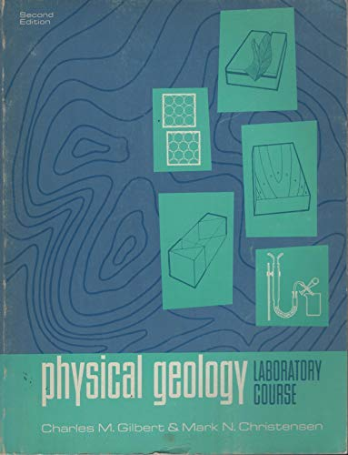 9780070232068: Physical Geology Laboratory Course