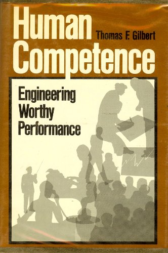 9780070232174: Human Competence: Engineering Worthy Performance