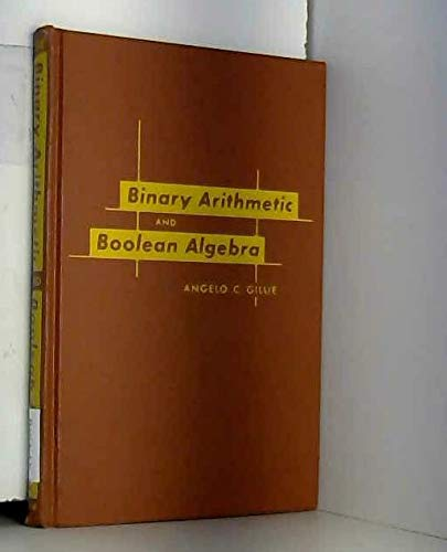 9780070232495: Binary Arithmetic and Boolean Algebra