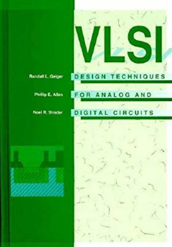 9780070232532: VLSI Design Techniques for Analog and Digital Circuits (McGraw-Hill Series in Electrical Engineering)