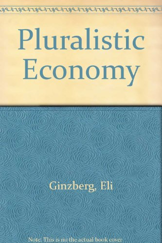 9780070232747: The Pluralistic Economy