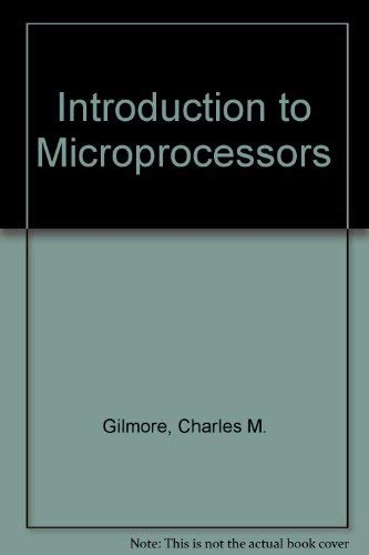 9780070233041: Introduction to Microprocessors (Basic skills in electricity and electronics)