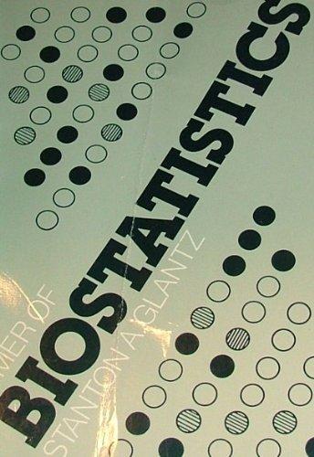 Primer Of Biostatistics: Glantz, Stanton A.