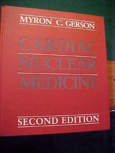 9780070234437: Cardiac Nuclear Medicine