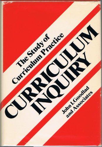 9780070235304: Study of Curriculum Practice: Curriculum Inquiry