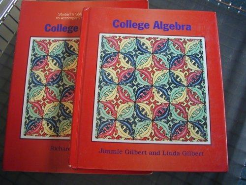 9780070235816: College Algebra