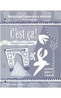 9780070236967: Workbook/Lab Manual to Accompany C'Est Ta! Essentials of French