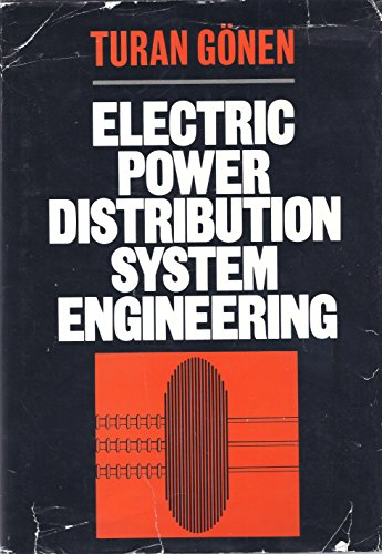 9780070237070: Electric Power Distribution System Engineering (Mcgraw Hill Series in Electrical and Computer Engineering)