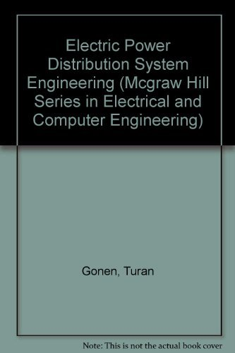 9780070237070: Electric Power Distribution System Engineering