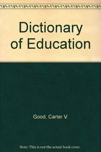 9780070237209: Dictionary of Education