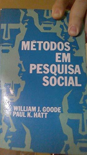 9780070237551: Methods in Social Research (Sociology)