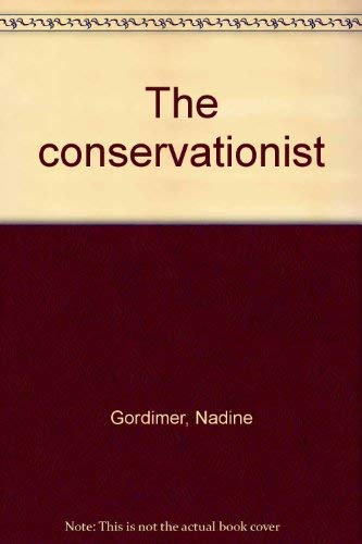 9780070237810: The conservationist