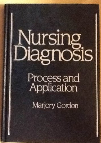 9780070238152: Nursing Diagnosis: Process and Application