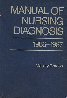 9780070238299: Manual of Nursing Diagnosis, 1986-1987