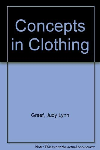 9780070238893: Concepts in Clothing
