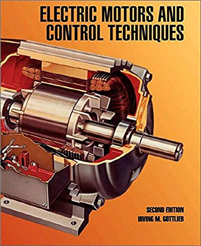 9780070240124: Electric Motors and Control Techniques