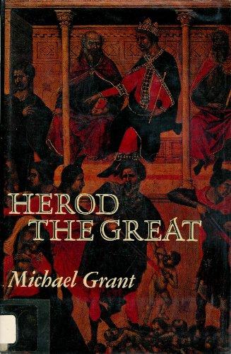 9780070240735: Herod The Great