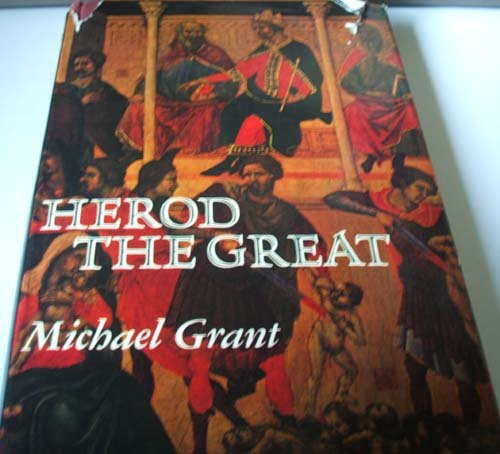 9780070240735: Herod the Great
