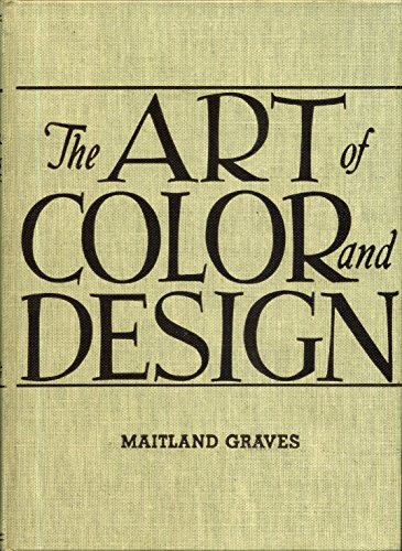 9780070241190: Art of Color and Design