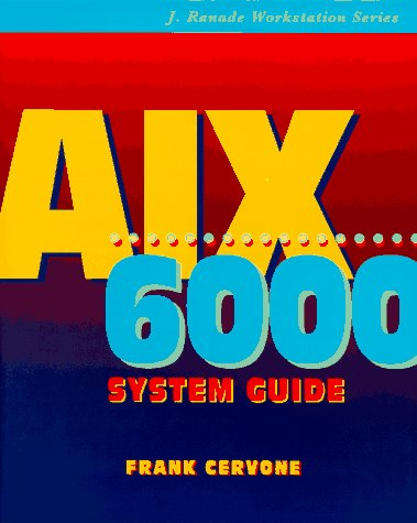 9780070241299: AIX/6000 System Guide