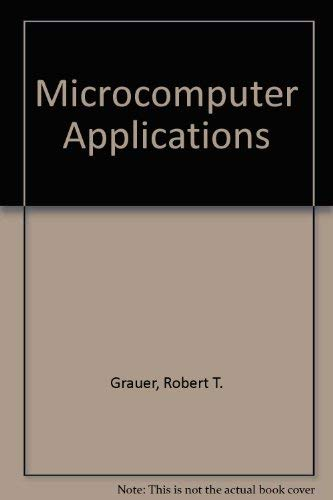 9780070241329: Microcomputer Applications